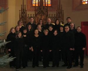 Konzertreise ins Erzgebirge 2007