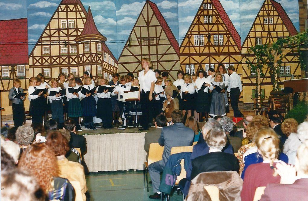 1990 Kinderchor