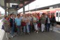 Damen-Ausflug nach Karlstadt